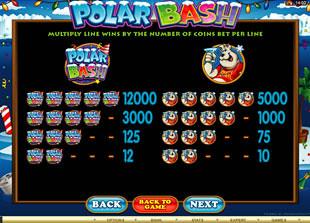 free Polar Bash slot mini symbol