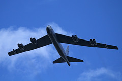 Boeing B-52H Stratofortress 7 (Ronnie Macdonald) Tags: airshow boeing usaf 2010 fairford riat stratofortress b52h ronmac ronmacphotos