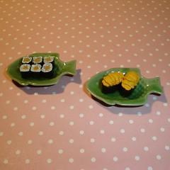Sushi Fish Platters