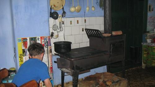 indoor oven
