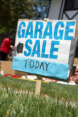Garage Sale Today