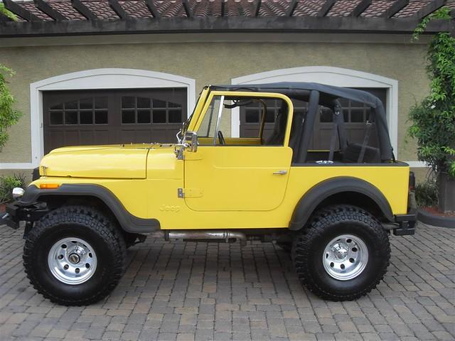 jeep 1976 cj7