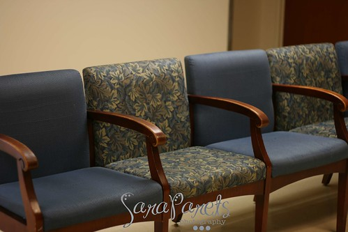 Mt. Sinai ICU waiting room