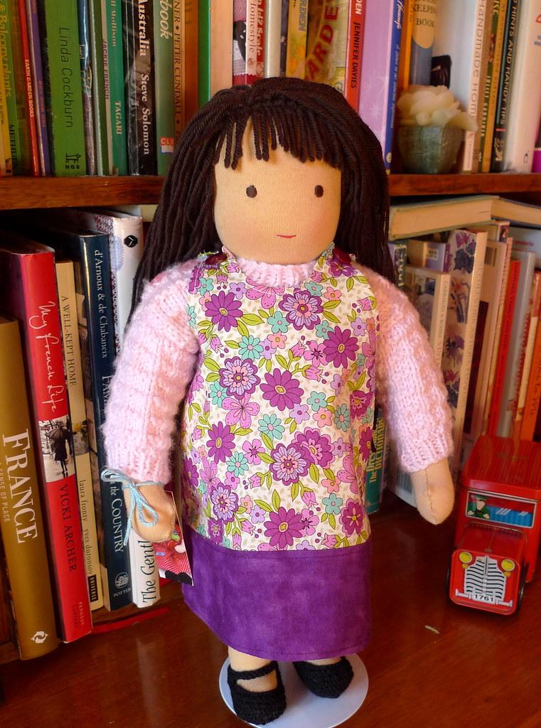 Dakota's doll