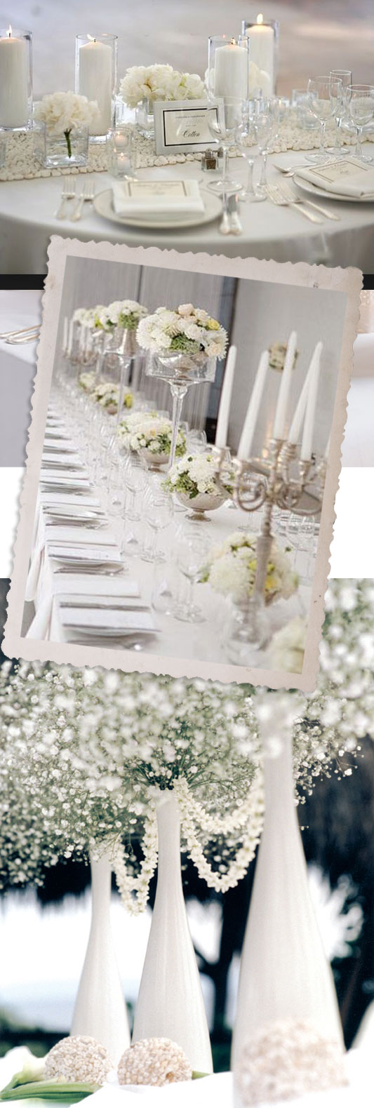 white wedding deco 2