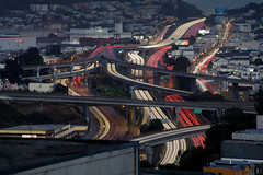 (exxonvaldez) Tags: sanfrancisco longexposure 101 freeway bernalheights sfist 280 lpt1