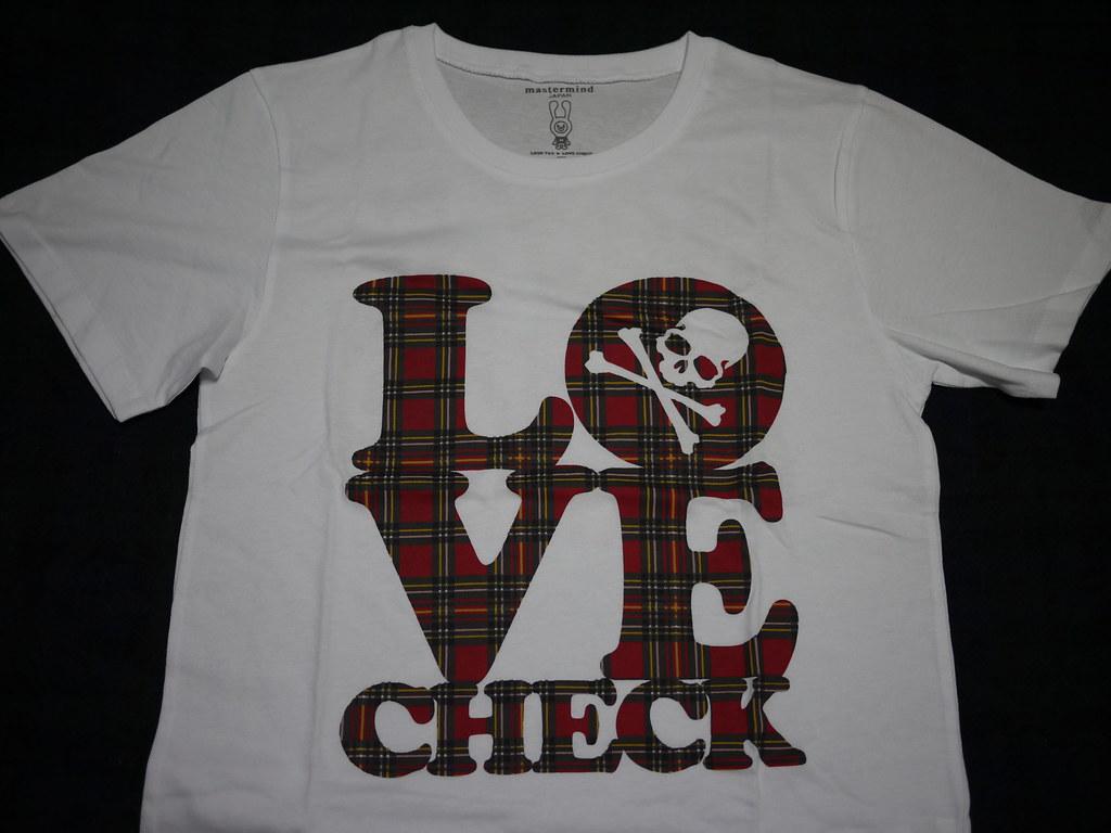 mastermind JAPAN × LOVEフォト × LOVE CHECK