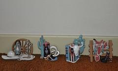 Yippee Ki Yay!!!!!!!!!!!! (LilBooBear) Tags: cactus spurs rope lantern navajo horseshoes saddle stetson wagonwheel fencepost cowboyboots calgarystampede iantyson yippeekiyay brandingirons navajorug calgaryalbertacanada steershead nostalgicmemories vintagewallplaques thestufflegendsaremadeof ioutgrewthewagon