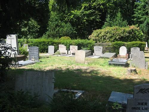Bosdrift cemetery, Hilversum