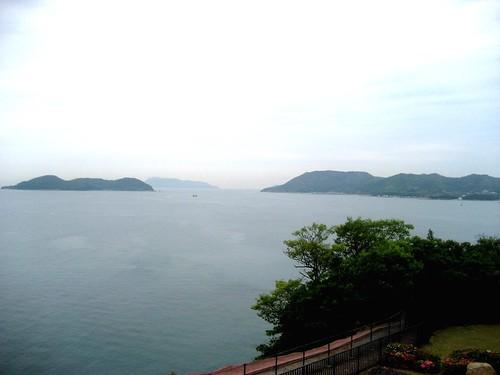 瀬戸大橋 与島PA 画像5