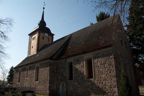 Kirche Rüdnitz