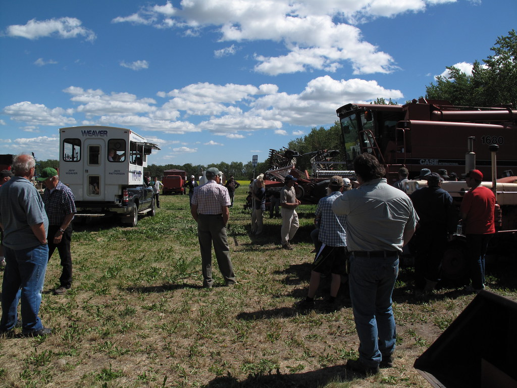 Farm Equipment Auction - Alberta, Canada