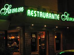 Restaurante Samm
