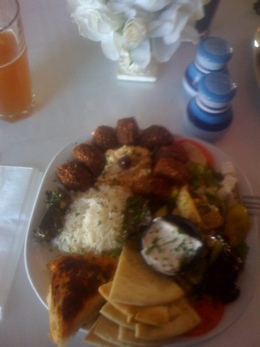 Greek mezze in Foster City