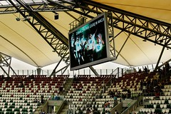New Legia Warsaw FC Stadium (pshemyslavsky) Tags: football stadium soccer poland polska warsaw stadion warszawa footballstadium legia soccerstadium legiawarszawa pikanona legiawarsaw stadionpikarski