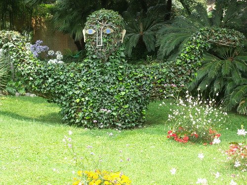 Giardino Botanico - Fondazione Andre Heller - Gardone Riviera - Topiary