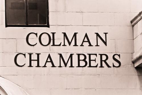 Jozi walkabout - Colman Chambers