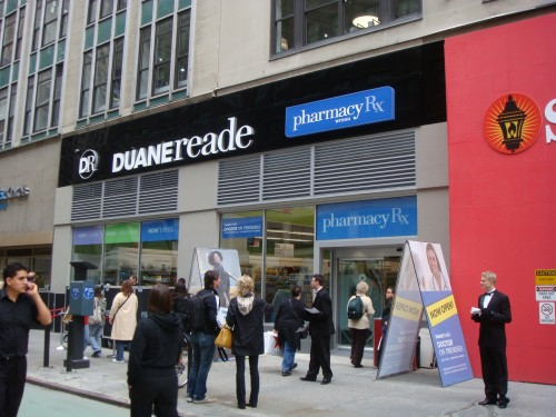 NY - Duane Reade