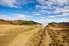 Við Námafjall (Anna.Andres) Tags: anna 350d iceland ísland námafjall absolutelystunningscapes annaguðmundsdóttir