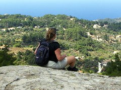 Resting... (Kalsjon) Tags: landscape hiking ikaria greece rahes
