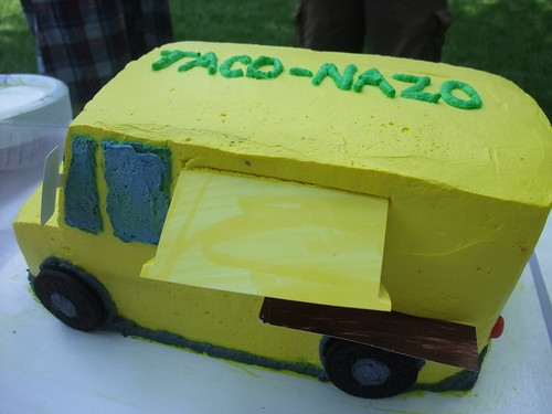Cakke from Taco Nazo