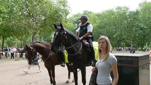 Chloé à Londres (juillet 2009) (3)