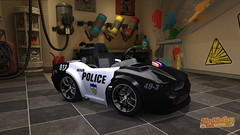 ModNation Racers: Police District