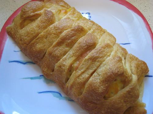everything in between.: ham breakfast braid