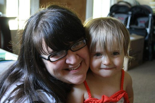 Cora and Mama