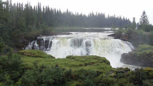 Pisew Falls, Thompson, Manitoba
