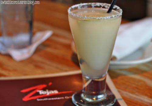 Frozen Margarita @ Z Tejas ~ Austin, TX