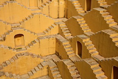 The yellow stairs of a well in a village near Amber Fort, Rajasthan, India (fabriziogiordano23) Tags: trip india holiday scale water yellow stairs amber asia village fort well giallo indie acqua viaggio soe jaipur vacanza forte rajasthan pozzo indland  wow1 wow2 wow3 villaggio    beautifulphoto   enstantane flickraward  platinumheartaward flickrestrellas quarzoespecial  bestcapturesaoi sailsevenseas elitegalleryaoi flickrstruereflection1