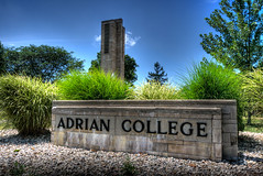 Adrian College & Herrick Tower