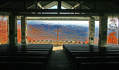 Pretty Place Chapel (Seth Berry Photography) Tags: mountains pretty place outdoor northcarolina chapel ymca prettyplacechapel liftmyeyes