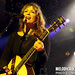 Nancy Wilson live with Heart on August 1, 2010