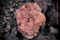 Red Passion. Again. (Marco Calabro') Tags: red italy mountain nature canon eos volcano lava italia natura 1750 sicily f18 tamron rosso etna montagna sicilia vulcano 500d tamron1750 canoneos500d