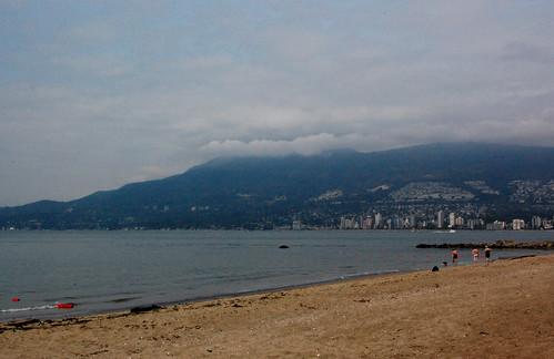 Vancouver - Stanley Park, Seawall (4)