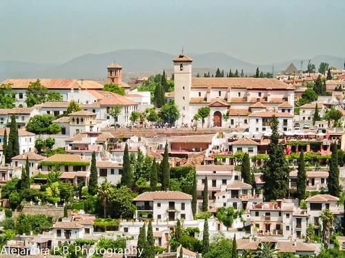 El Albaizin - Granada