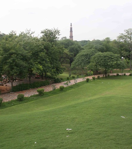 City Monument – Metcalfe's Folly, Mehrauli Archaeological Park