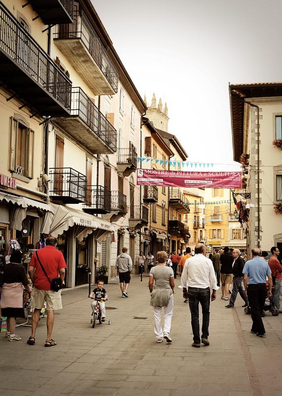 The Street Scene