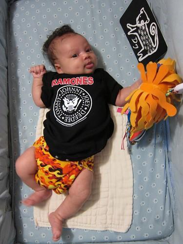 Punk Rock Baby Z