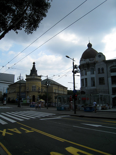 Student Association Building - Belgrade