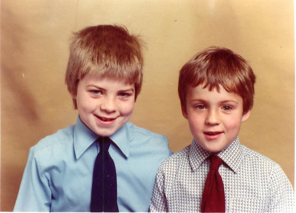 Simon and Jon 1981