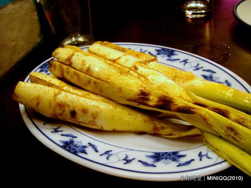 20100803 永和烤堂009 筊白筍