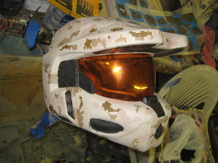 MARPAT HALO Helmet