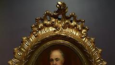 8995 / framed at the OMCA (janeland) Tags: california portrait detail art yellow gold grey oakland framed ornate gilt oaklandmuseumofcalifornia omca williamsmithjewett generaljohnasutter