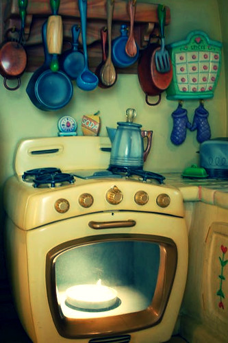 minnie's stove