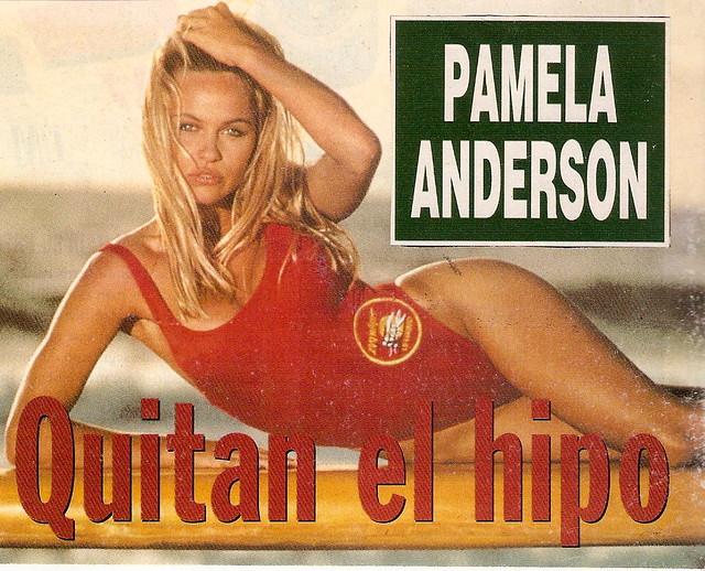 Pamela Anderson, Baywatch, 1992. by Por fin Pamela en Flickr