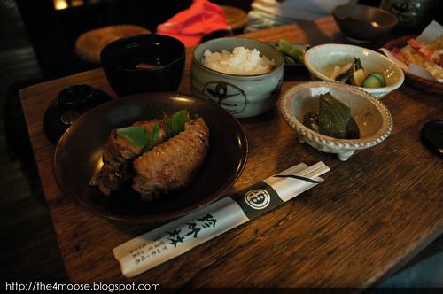 珍饤林 - Chicken Teishoku