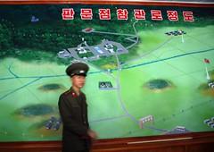 Panmujon DMZ Border Village ([Terence]) Tags: travel northkorea pyongyang dprk koryo democraticpeoplesrepublicofkorea koryotours